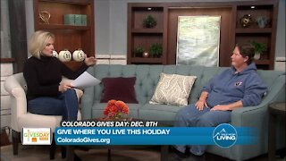 Colorado Gives Day // Empowering Local Donation To Non-Profits!