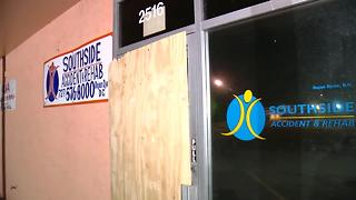 Arsonist set fire to rehab clinic in St. Pete | Digital Short - Video