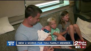 New 2Works For You family member - Video