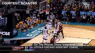 Drew Valentine Joins 7 Sportscave - Video