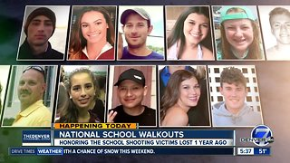 Today marks 1 year since school shooting in Florida