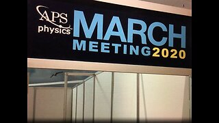 American Physical Society cancels Denver science convention over Coronavirus concerns