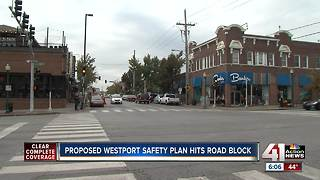 Plan to privatize Westport sidewalks on hold - Video