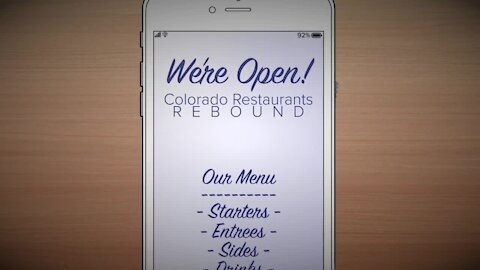 We're Open Colorado: How restaurants are rebounding from the pandemic
