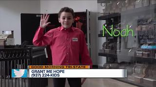 Grant Me Hope: Meet Noah - Video