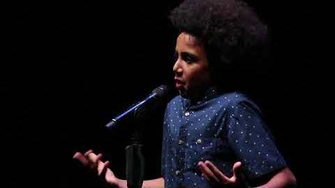 12-Year-Old Boy Becomes Youngest Australian Poetry Slam Winner