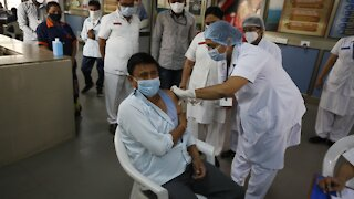 India Launches World's Largest COVID-19 Vaccination Drive