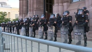 Protests May Impact Police Officers' Mental Health