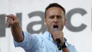 Officials To Hold Russia Accountable For Alexei Navalny Poisoning