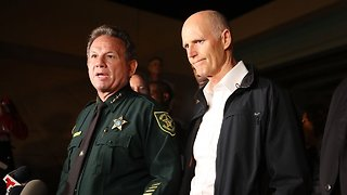 Sheriff: 12 Of 17 People Killed In Florida School Shooting Identified - Video
