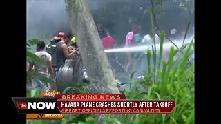 Cuban plane crash: Of 104 people on board, three survive, report says