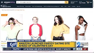 Amazon Dating launches as a pre-Valentine's Day joke