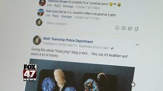 Lansing area police departments embrace social media - Video