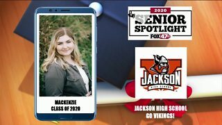 Jackson High School Senior Spotlight -Mackenzie