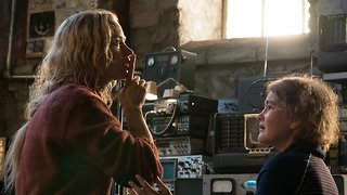 For 'Get Out' And 'A Quiet Place,' Silence Is Cinematic Gold - Video