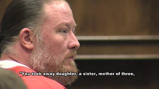 George Burch sentenced to life in prison without parole