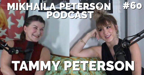 Tammy Peterson's Backstory | The Mikhaila Peterson Podcast #60