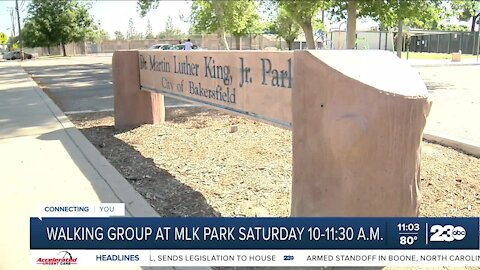 Bakersfield park riddled with crime, state officials and community members work to restore it