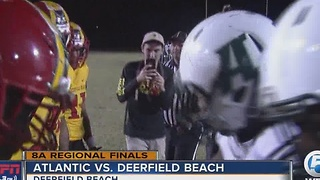 Atlantic Falls to Deerfield Beach in regional final - Video