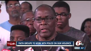 IMPD chief, community leaders plead for youth violence to end