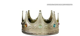 Notorious BIG's crown now for sale