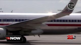 Meadows Field Airport service to include non-stop flights to Dallas/Fort Worth - Video