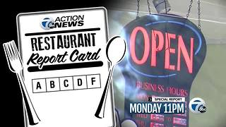 Monday at 11: Livingston County Restaurant Report Card - Video