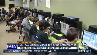 Share your thoughts on what should replace Common Core in Florida