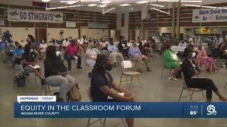 Indian River County School District hosts event to promote equity