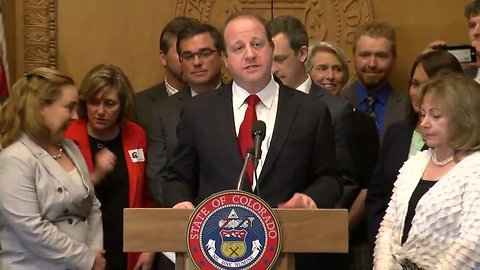 Colorado Gov. Jared Polis signs local control oil and gas bill