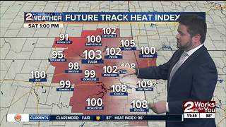 Friday Midday Forecast - Video