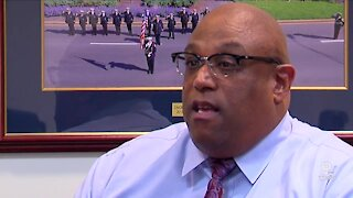 Police Chief: Pandemic, social issues contribute to rise in shootings