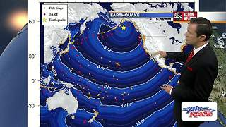 Magnitude 8.2 earthquake strikes Alaska, tsunami warning issued for US West Coast - Video