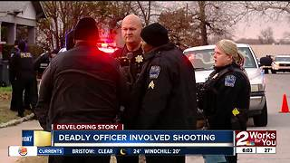 Deadly Officer-Involved Shooting in Midtown Tulsa: Names Possibly Released Today - Video