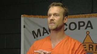 RAW VIDEO: Full jailhouse interview with pursuit suspect - Video