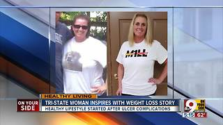 Tri-State woman inspires with weight loss story