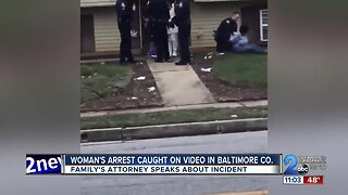 Lawyers release video of officer tossing elderly woman, police chief orders investigation