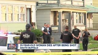 31-year-old woman shot and killed in South Buffalo - Video