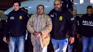 Jury Selection In Mexican Drug Lord's Trial Begins Monday