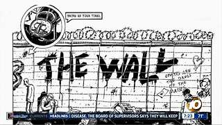 1990 comic predicted Trump's wall? - Video