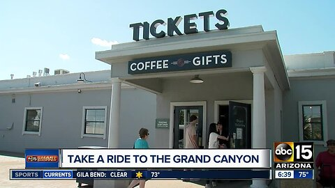 Deal of the Day: Score 30% off the Grand Canyon Railway and Hotel!