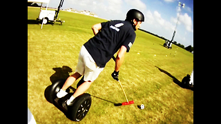 World Segway Polo Championships - Video