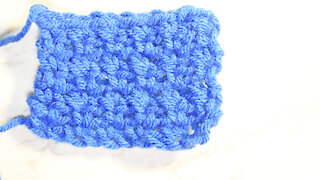 How to Crochet the Mesh Stitch
