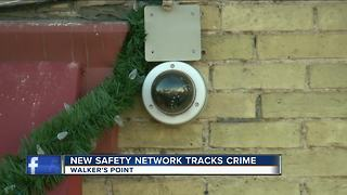 New safety network focuses on crime prevention in Walker's Point - Video