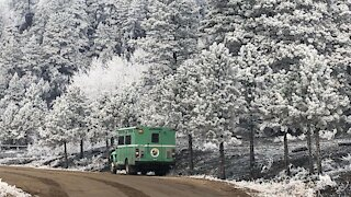 Winter Storm Could Help Fight Colorado Wildfires