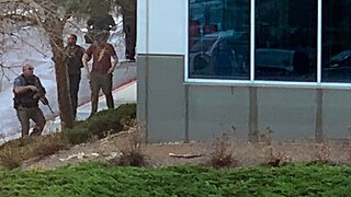 Seven wounded in Colorado high school shooting, just five miles away from Columbine
