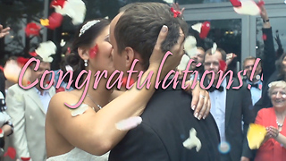 Wedding Greeting Card 1 - Video