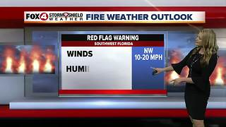 Red Flag Warning - Video