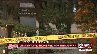 Officer-involved shooting near 19th & Utica - Video