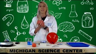 Making Conductive Dough with the Michigan Science Center